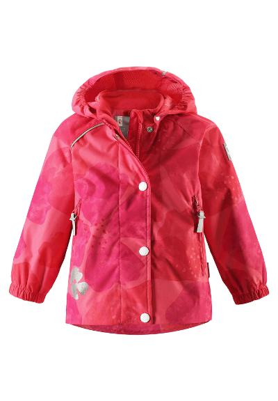 Reimatec® Übergangsjacke Nave Strawberry red