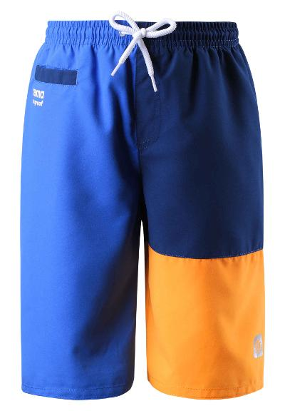 Juniors' shorts Wavepower Blue