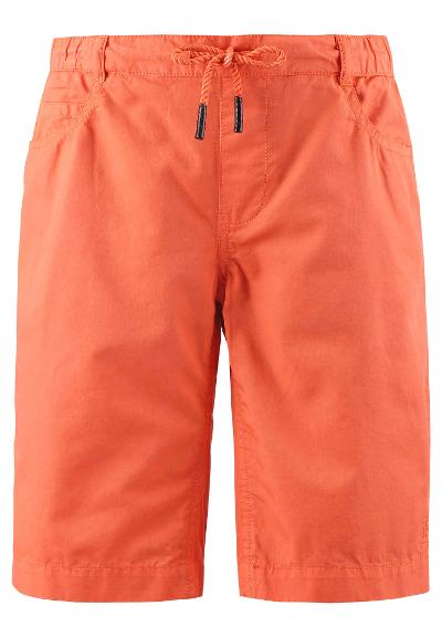 Kinder Shorts Airplane  Orange