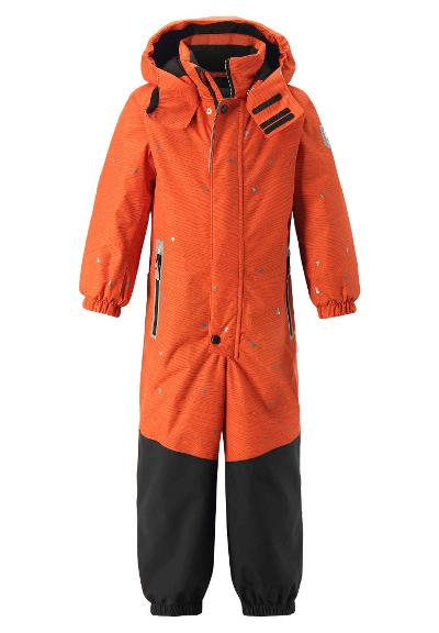 Kinder Overall Koli reflektierend Orange