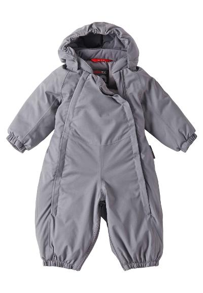 Baby dunoverall Ailu Soft grey