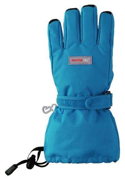 Reimatec childrens' winter gloves Kiito Blue