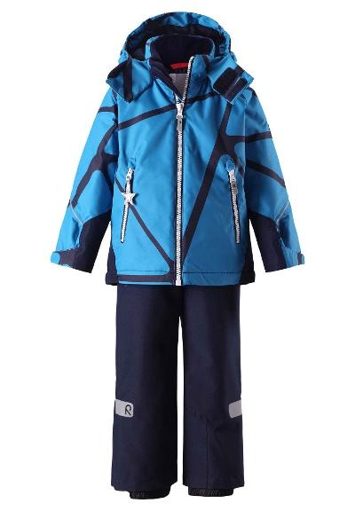 Reimatec® Kiddo winter set Grane Blue
