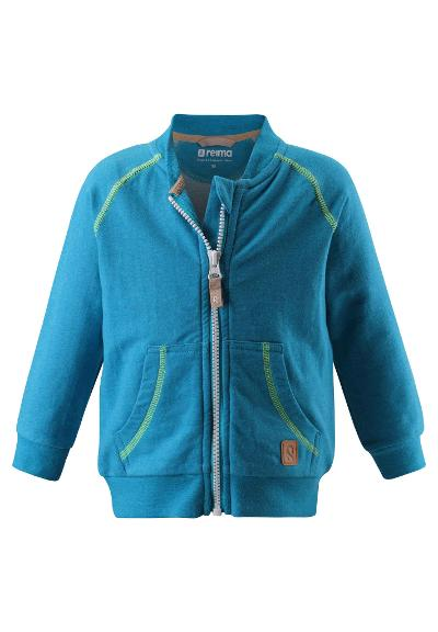 Kinder Pullover Toutain Turquoise