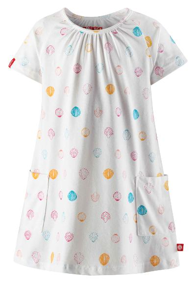 Toddlers' dress Propelli White