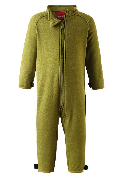 Toddlers' all-in-one Vuoro Moss green