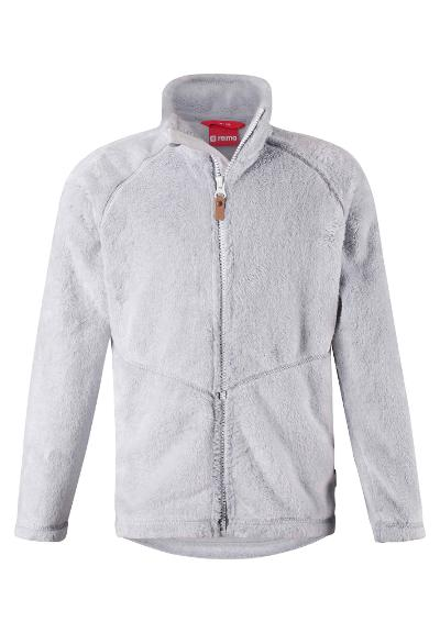 Kinder Fleecejacke Firben Light grey