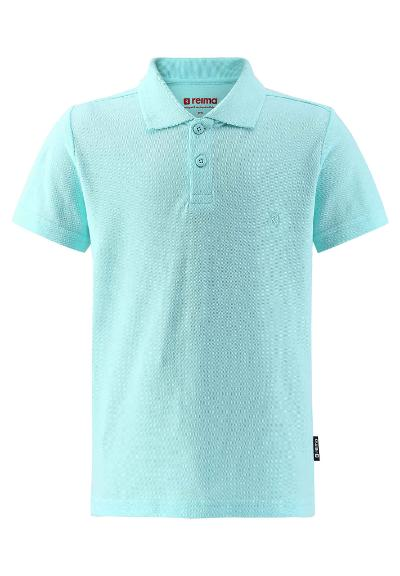 Kinder T-Shirt Amber  Light turquoise
