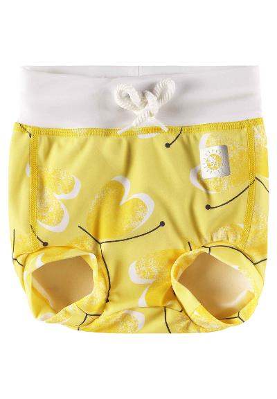 Baby Badehose Belize Yellow