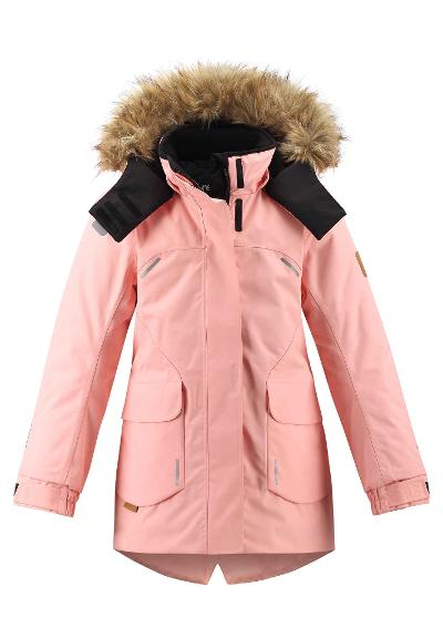 Kinder Winterjacke Sisarus Powder pink
