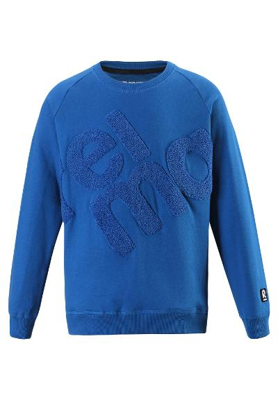 Kinder Sweatshirt Ahola  Blue
