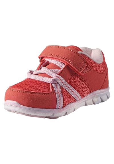 Taaperon lenkkarit Lite Bright red