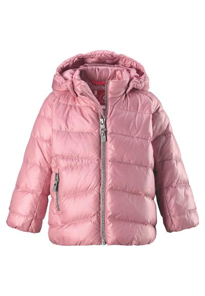 Kinder Daunenjacke Vihta Dusty rose