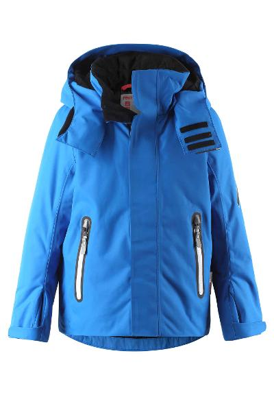 Kids' ski jacket Regor Brave blue