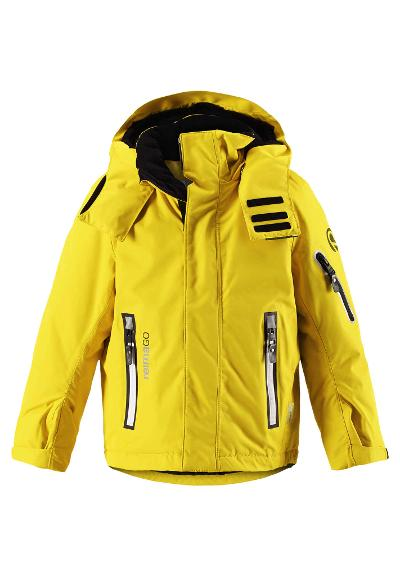 Reimatec® Kinder Winterjacke Regor Yellow