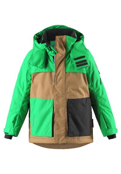 Reimatec  Kinder Winterjacke Rondane Fresh green