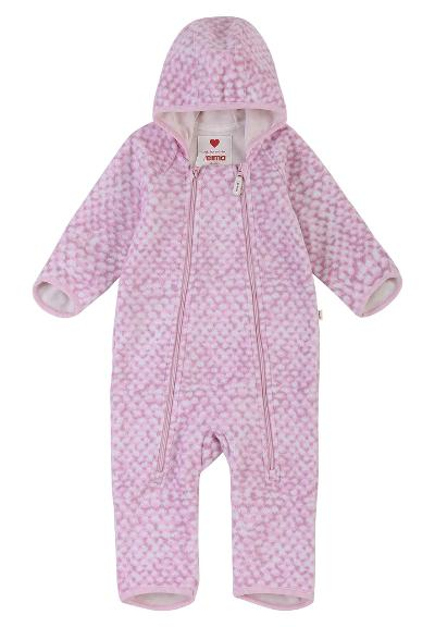 Dress mellomsesong til baby Tilhi Light pink