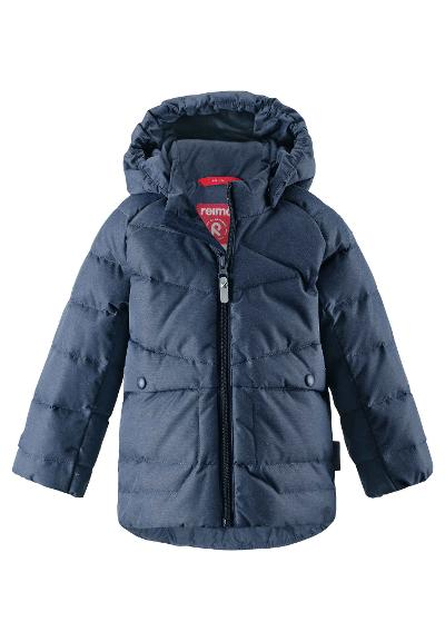 Toddlers' down jacket Latva Navy