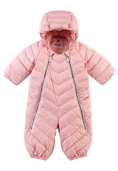 Dundress til baby Virkaten Powder pink