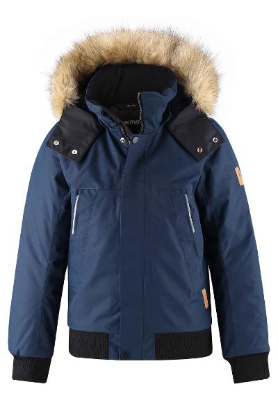 Kinder Winterjacke Ore Navy