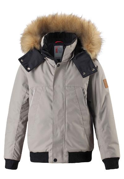 Kids' winter bomber Ore Sand