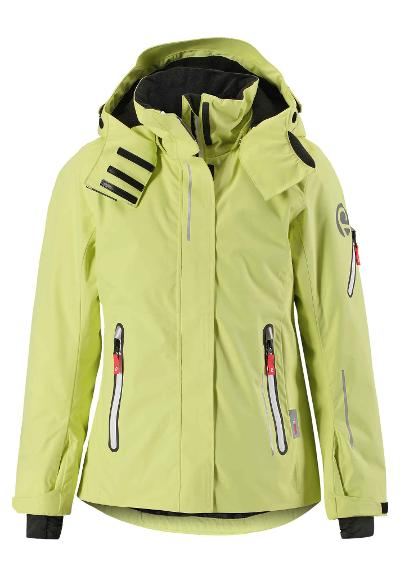 Reimatec Kinder Winterjacke Frost AW18 Yellow