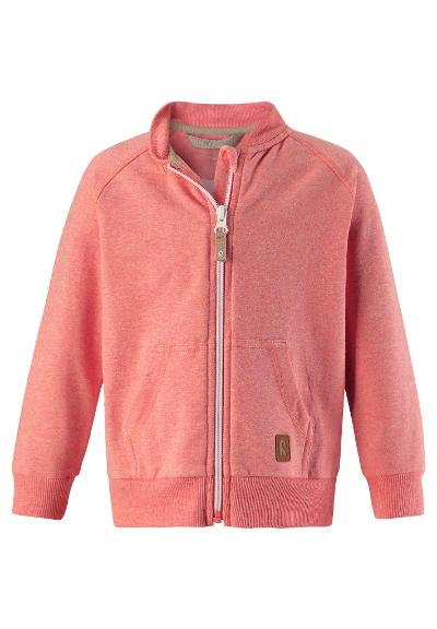 Kinder Pullover Toutain Coral Pink
