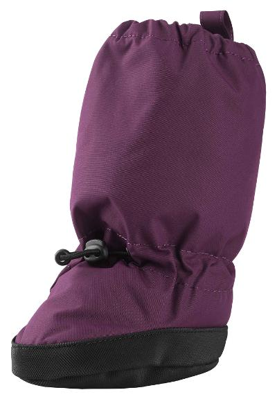 Babies' winter booties Antura Deep purple