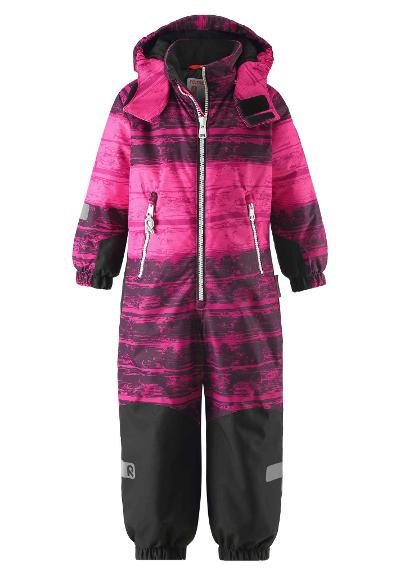 Reimatec winter overall, Forssa Candy pink Candy pink
