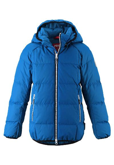 Down jacket, Jord Blue Blue