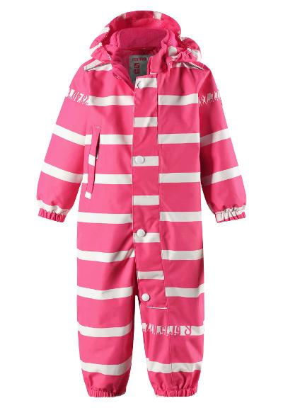 Reimatec waterproof jumpsuit Wilder Candy pink