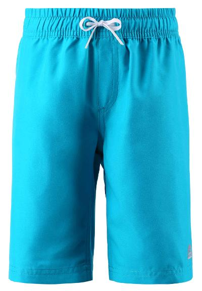 Kids' swim shorts Cancun Cyan blue