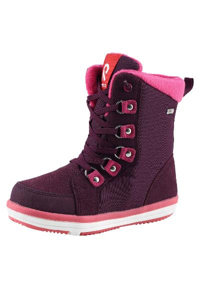 Kinder Winterstiefel Freddo Deep purple