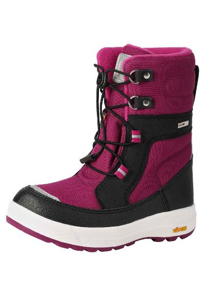Kinder Winterstiefel Laplander Dark berry
