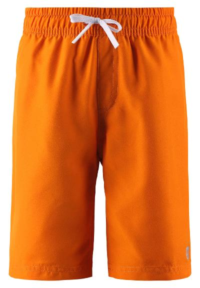 Kinder UV-Badehose Cancun Orange