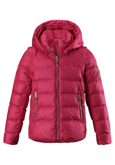 Kinder 2in1 Daunenjacke  Minna Rose