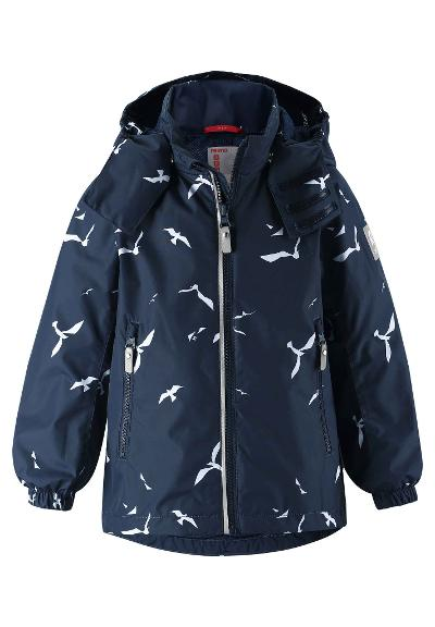 Kids' spring jacket Fasarby Navy