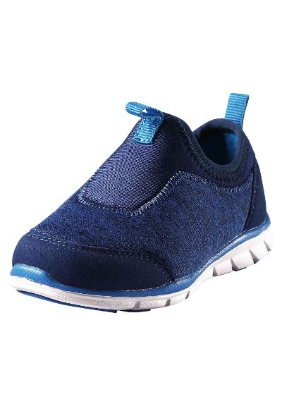 Toddlers' pull-on sneakers Spinner Blue