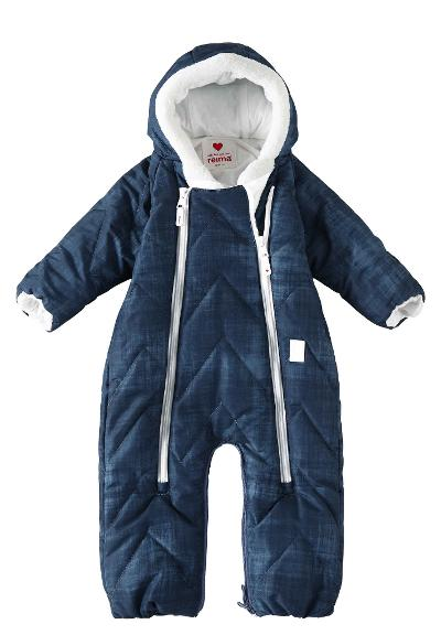 Baby Overall/ Schlafsack Nalle Soft blue