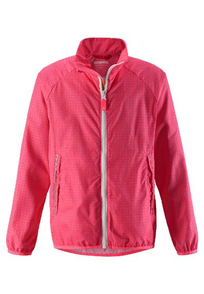 Teenager Windjacke Medvind Neon Red