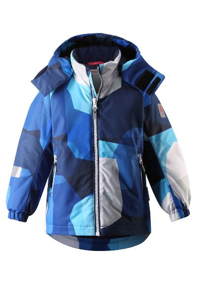 Kids' winter jacket Maunu Brave blue