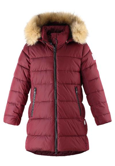 Winter jacket, Lunta Lingonberry red Lingonberry red