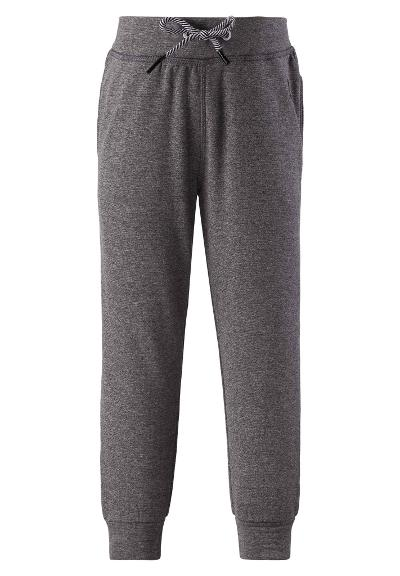 Joggebukse barn Vove Soft black