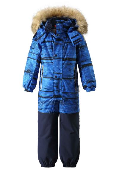 Kids' winter snowsuit Kipina Blue