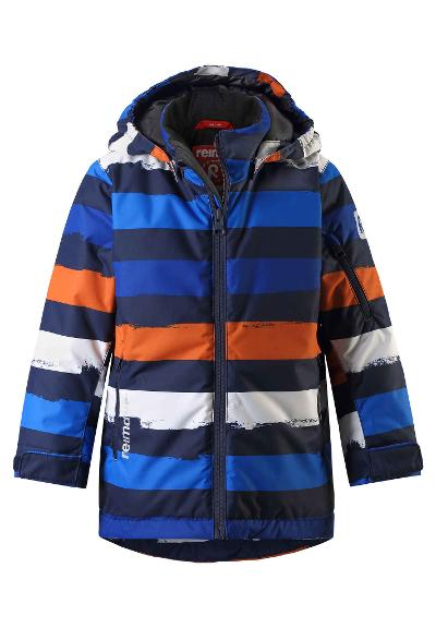 Kinder Winterjacke Kanto Orange