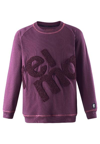 Kinder Sweatshirt Ahola  Deep purple