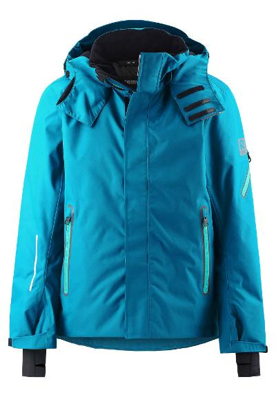 Kinder Skijacke Wheeler Dark sea blue
