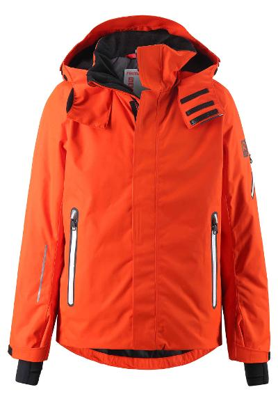 Kinder Skijacke Wheeler Orange