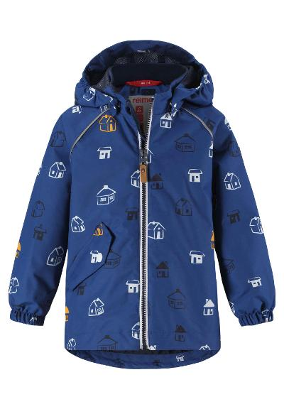 Reimatec waterproof jacket Tontti Dark denim
