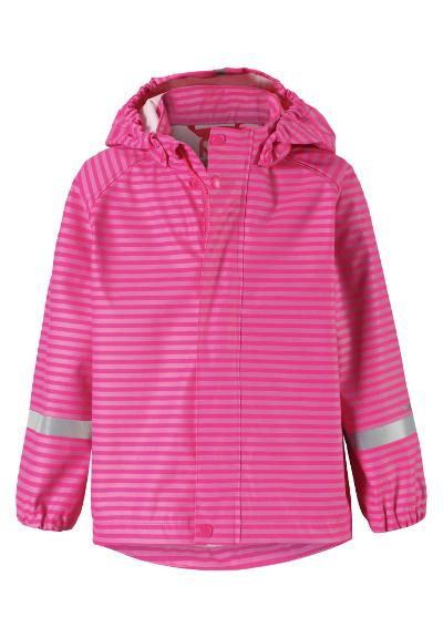 Kids' rain jacket Vesi Candy pink
